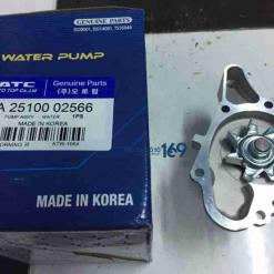 Bơm nước động cơ Hyundai Getz