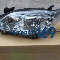 Đèn pha Toyota Altis 1.8