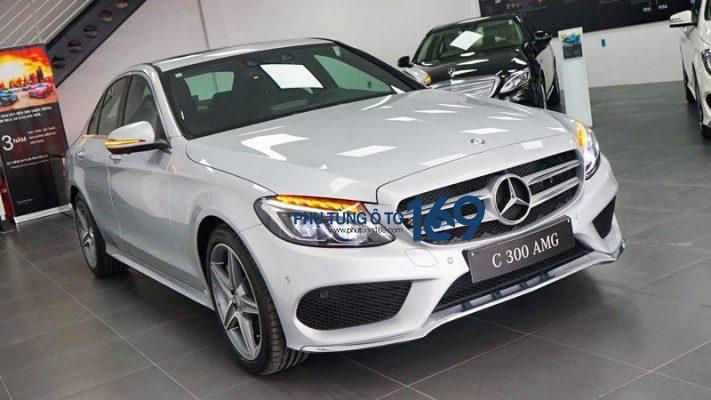 Mercedes C300 2016