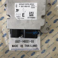 Hộp điều khiển túi khí Mazda Bt50