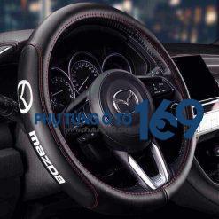 Bọc vô lăng Mazda Bt50