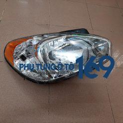 Đèn pha trái Hyundai Verna