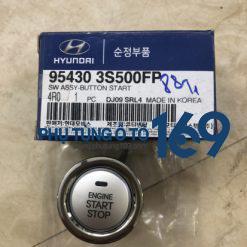 Nút star top Hyundai Sonata 2009
